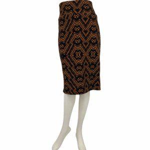 LuLaRoe   Cassie Pencil Skirt Knee Length